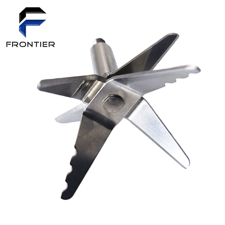 Hot Selling Stainless Steel Serrated blender Blade For Food, Knife for Blender