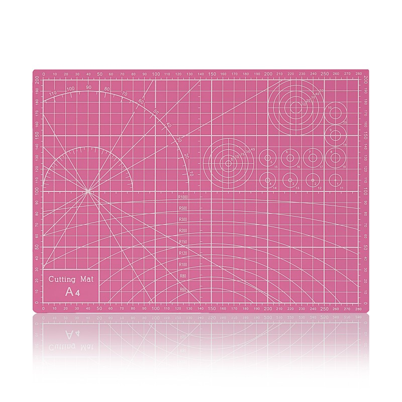 A3 45*30cm 5 layers Flexible Adhesive Replacement Self Healing Cutting Mat