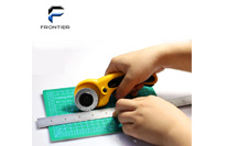 How To UseRotary Cutter BladeTo Cut Fabric?