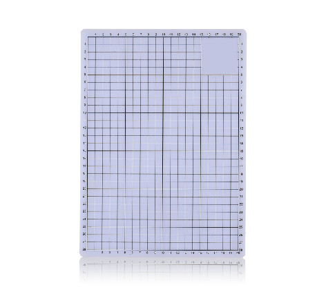 Transparent A4 30*22cm 3mm Eco Friendly Fabric Sewing Cutting Mat Wholesale