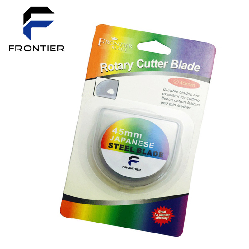 45mm Round Cutter Blade, Fabric Rotary 45mm Blades