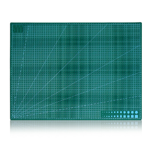 A1 90*60cm 3mm 5 Layers Self Healing Anti Slip Eco Friendly Cutting Mat For Craft