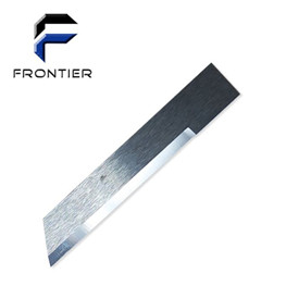 Carton Shear Knife Textile Aluminum Tungsten Carbide Blade