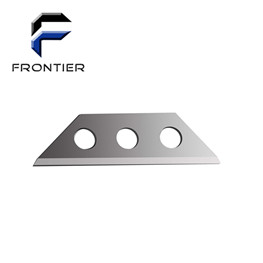 Long Life Safety Cutter Trapezoid Blade