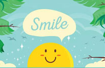 World Smile Day, Let's Smile Together!